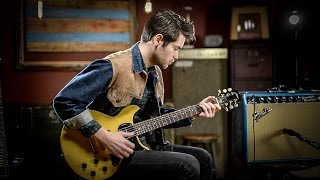 Collings 290 DC Electric Guitars in Jet Black \u0026 TV Yellow | CME Gear Demo | Andrew Wittler