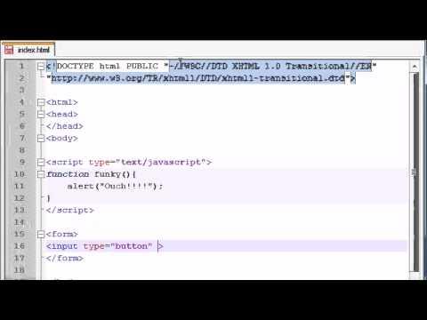 Beginner JavaScript Tutorial - 6 - Functions