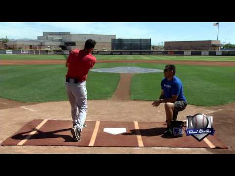 How to Hit a Baseball - Timing Drill - Chad Moeller.mov