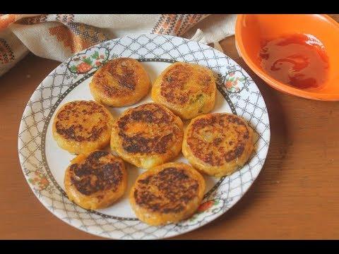 Easy Aloo Kabab Recipe - Aloo Tikki Recipe