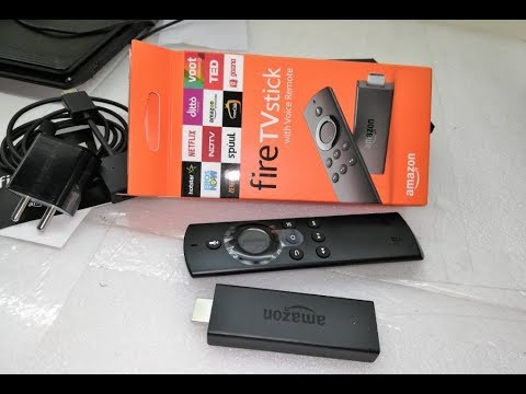 Amazon Fire TV Stick Make Normal TV to Smart TV Unboxing & Review