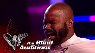 Jason Performs Amazing Grace Blind Auditions  The Voice Uk 2018