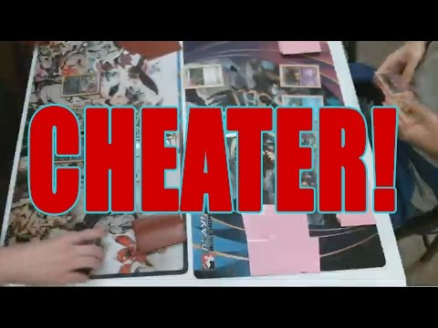 Pokemon Player Cheats on Live Stream!