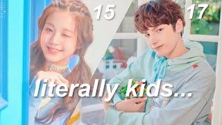 The Sexualization Of Underage Kpop Idols