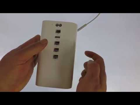 How to Factory Reset an Apple Airport Extreme