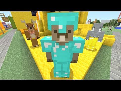 Minecraft Xbox - Redstone Dungeon [616]