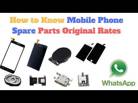 Mobile Phone Ke Spare Parts Ka Sahi Price Kaise Pta Lgaye ?