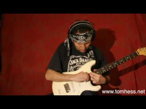 Tom Hess Guitar Playing And Music Contest – Marek Petruj