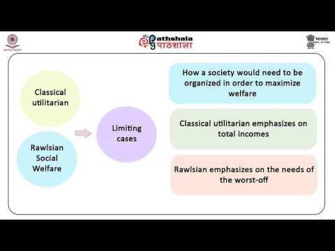 Social welfare function (ECO)