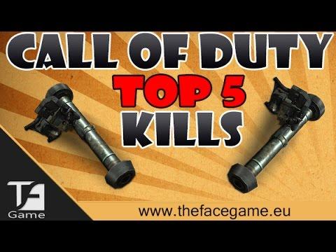 Top 5 Kills Call of Duty --JAVELIN EXPRESS--