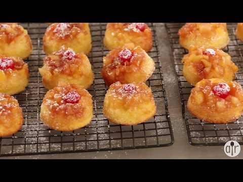 How to Make Pineapple Upside Down Cupcakes | Dessert Recipes | Allrecipes.com