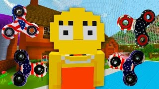 Lisa Steals a Fidget Spinners   The Simpsons   Minecraft Xbox [67]