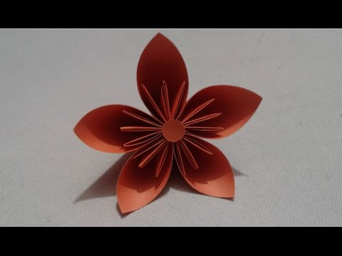 Simple & fun paper tricks - creative ideas with paper
