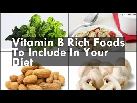 Vitamin B Rich Foods To Include In Your Diet