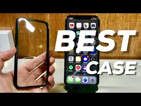 BEST CASE FOR IPHONE X! JETech Case for Apple iPhone X, Shock-Absorption Bumper Cover REVIEW