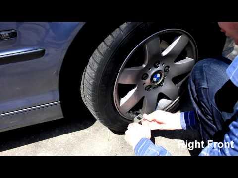 BMW Tire Pressure