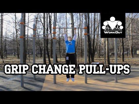 Grip Change Pull-Ups