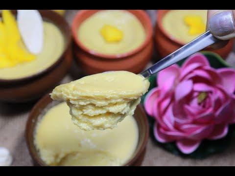 খুব সহজেই  বাসায় আম দই তৈরী করার পদ্ধতি||Aam Doi Recipe||Famous Aam Doi Recipe||Mango Curd Recipe