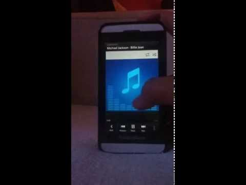 How to download music straight to blackberry 10 device z10