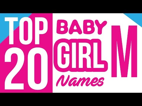 Baby Girl Names Start With M Name For Girls