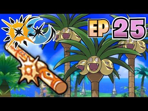Let's Play Pokémon Ultra Sun & Ultra Moon - Part 25 - Exeggutor Island!
