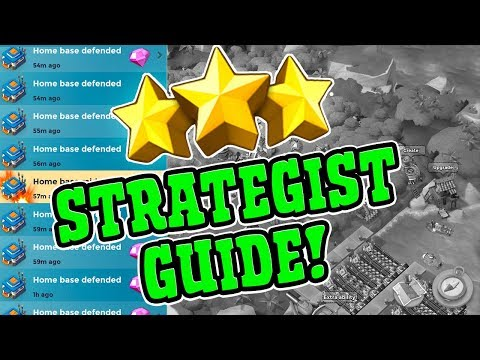 Defending Boom Beach  - The Strategist Achievement!
