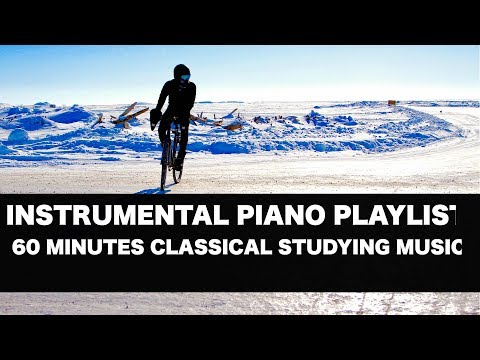 Piano Instrumental Music For Studying & Concentration. Long Playlist:  Best of Erik Satie