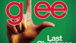 Last Christmas - Glee Cast (HQ)