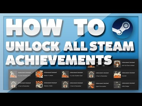 📈how to get all the achievements on steam📉