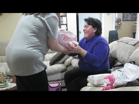 Adoption of Reborn Holly - Doll Break Ep. 577