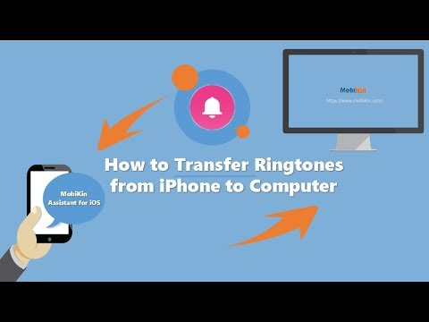 How to Transfer Ringtones from iPhone to Computer