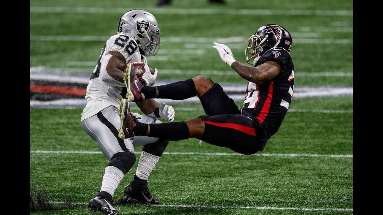 Las Vegas Raiders 2020 - 21 Full Season Highlights NO MUSIC