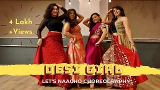 Desi Girl Sangeet Choreography Dostana Priyanka Chopra,Abhishek Bachchan,John Abraham Nacho  Salsa