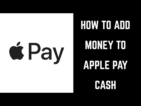 How to Add Money to Apple Pay Cash