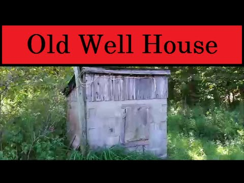Old Well House and Food plot Update