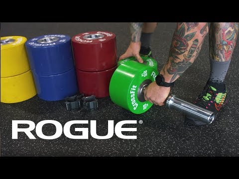 Training the Rogue Loadable Dumbbell with Matt Chan