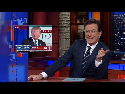 Stephen Asks Donald To Put His Millions Where His Mouth Is