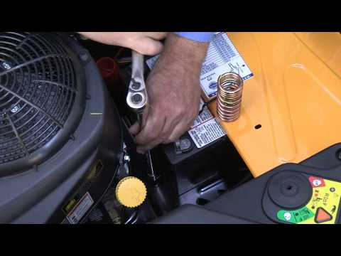 How to Change the Battery on RZT Zero-Turn Riding Mowers
