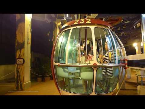 hong kong ocean park cable car ride