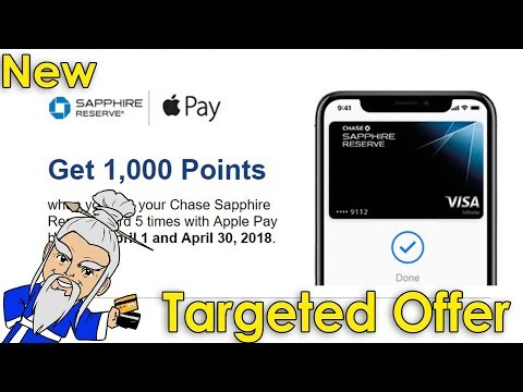How to Get an EASY 1000 Extra CHASE POINTS [Targeted offer]