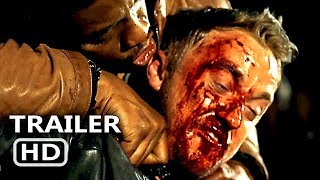 MESSAGE FROM THE KING Official Trailer # 2 (2017) Chadwick Boseman Netflix Movie HD