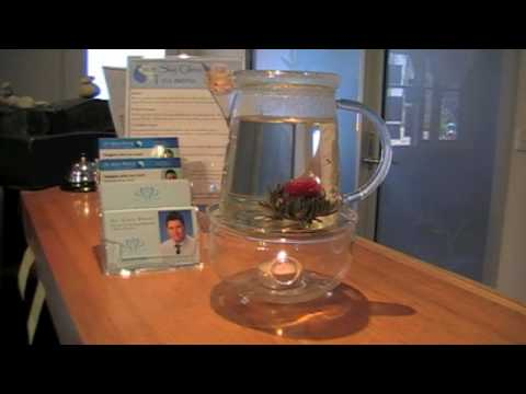 Jasmine tea ball