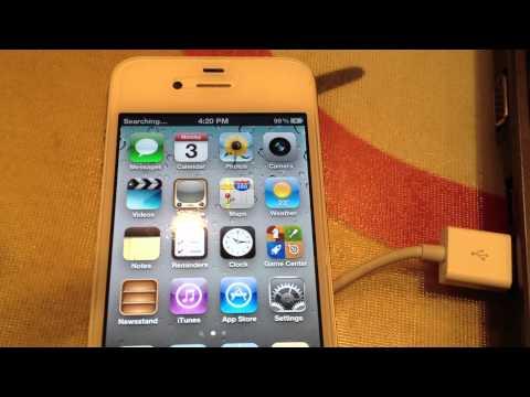 How to Factory Unlocked iPhone 4 - Koodo (www.cellunlocker.net)