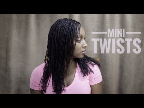 Mini Twists | Natural Protective Hairstyles