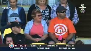 Denesh Ramdin 55* vs. New Zealand (T20 Wellington 2014)
