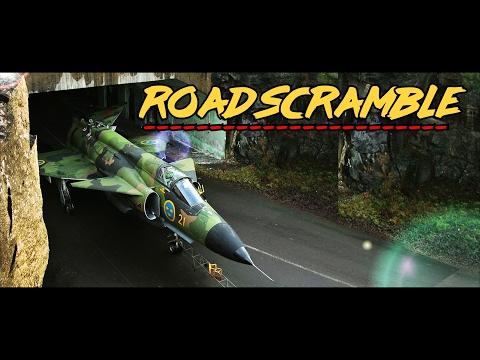DCS: Road Scramble  (AJS-37 Viggen)