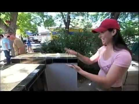 Cal Flame BBQ - DIY Projects | How to Build an Outdoor Kitchen | Rescue Renovation