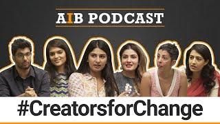 Creators For Change | AIB Podcast