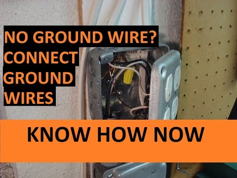 How to Connect Ground Wires