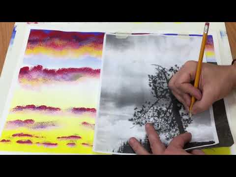 (9) Silhouette Layer FINAL: Create Beautiful Detail in your Paintings